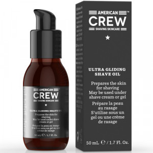 American Crew Ultra Gliding Shave Oil 50 ml