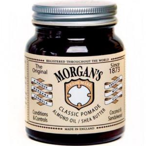 Morgan's Classic Pomade Almond Oil / Shea Butter 100g