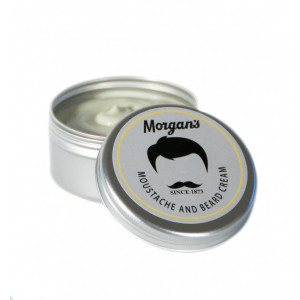 Morgan's Moustache & Beard Cream 75 ml