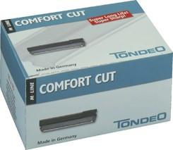 Tondeo Comfort Cut Messer Ersatzklingen 10 Stk.