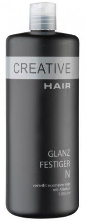 Creative Hair Glanzfestiger N mit Alkohol normaler Halt 1000 ml