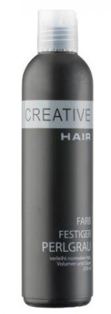 Creative Hair Farbfestiger perlgrau 250 ml