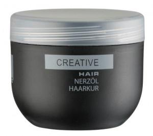 Creative Hair Nerzöl Haarkur dauergewelltes/strapaziertes Haar 150 ml