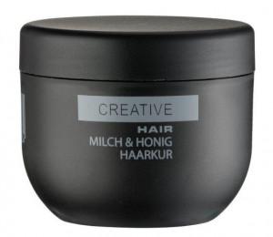 Creative Hair Milch & Honig Haarkur trockenes/sprödes Haar 150 ml