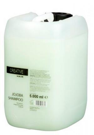 Creative Hair Jojoba Shampoo poröses/strapaziertes Haar 5000 ml