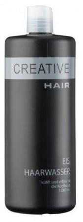 Creative Hair Eis Haarwasser kühlende Kopfhautpflege 1000 ml
