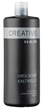 Creative Hair Emulsions-Kaltwelle 1 normales/unbehandeltes Haar 1000 ml