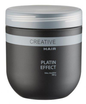 Creative Hair Platin Effect Blondierung blau, staubfrei 400 g