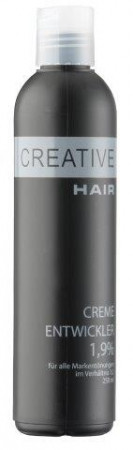 Creative Hair Creme Entwickler 1,9 % 250 ml