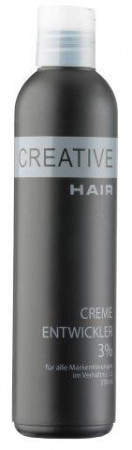 Creative Hair Creme Entwickler 3 % 250 ml