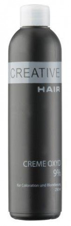 Creative Hair Creme Entwickler Oxydant 9 % 250 ml