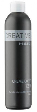 Creative Hair Creme Entwickler Oxydant 12 % 250 ml