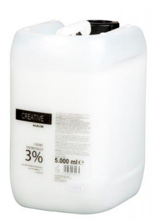 Creative Hair Creme Entwickler 3 % 5000 ml