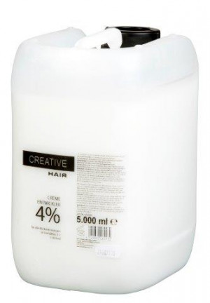 Creative Hair Creme Entwickler 4% 5000 ml