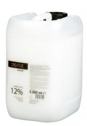 Creative Hair Creme Entwickler Oxydant 12 % 5000 ml