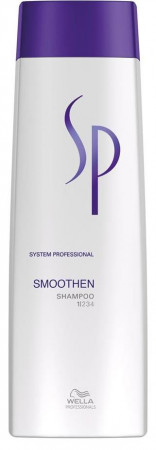Wella SP Smoothen Shampoo  250 ml