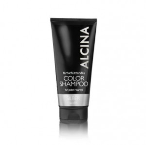 Alcina Color-Shampoo Silber 200 ml