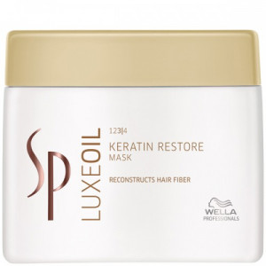 Wella SP Luxeoil Keratin Restore Mask 400 ml