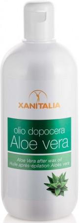Xanitalia Reinigendes After Wax Öl Aloe Vera 500 ml
