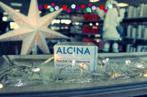 Alcina T Gesichtscreme Fenchel 50 ml