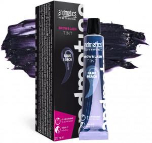 andmetics Brow & Lash Tint Blue/Black 20 ml