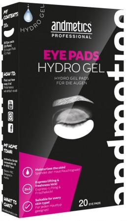 andmetics Eye Pads 10 Paar