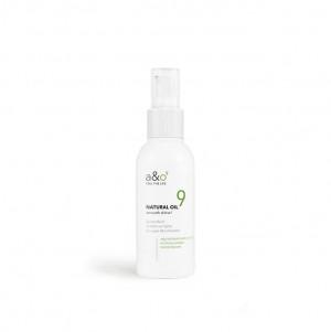 a&o Natural Oil 9 smooth Shine!