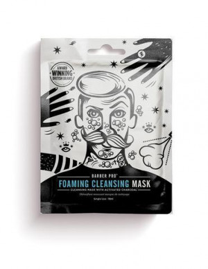 Barber Pro Foaming Cleansing Mask 20 g