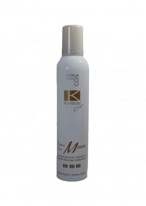 BBCOS Kristal evo Power Fix Hair Mousse 300 ml