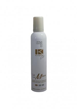 BBCOS Kristal evo Soft Look Hair Mousse 300 ml