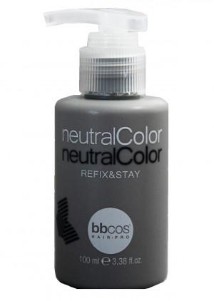 bbcos Art&Tech neutralColor refix&stay 100 ml