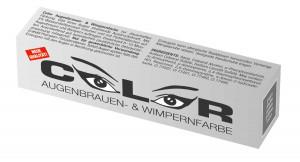 Comair Color Augenbrauen & Wimpernfarben graphit 15 ml