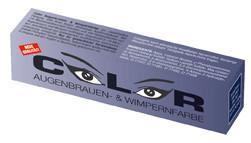 Comair Color Augenbrauen & Wimpernfarben blauschwarz 15 ml