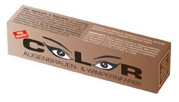 Comair Color Augenbrauen & Wimpernfarben naturbraun 15 ml