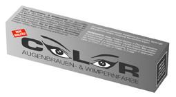 Comair Color Augenbrauen & Wimpernfarben tiefschwarz 15 ml