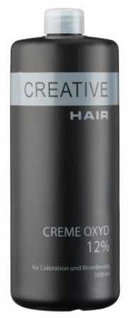 Creative Hair Creme Entwickler Oxydant 12 % 1000 ml