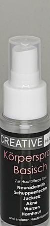 Creative Hair Basisches Körperspray 50 ml