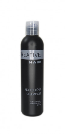 Creative Hair No Yellow Anti Gelbstich Shampoo 250 ml