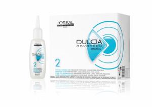 L'Oreal Dulcia Dauerwelle Advanced 2 sensibilisiertes Haar Dauerwelle Inoene G 75 ml