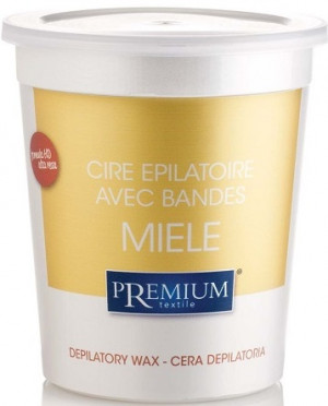 Premium Fettlöslicher Warmwachs Honig 700 ml