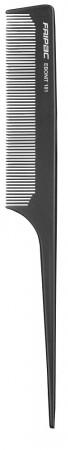 Fripac Matte Range Ebonit 101 Stielkamm 20 cm