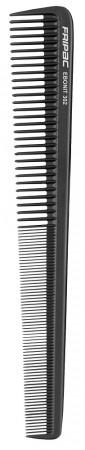 Fripac Matte Range Ebonit 302 Schneidekamm 18,5 cm