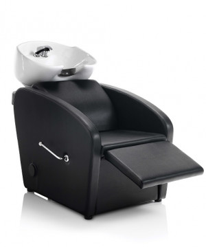 Friseur Waschplatz Class Confort mit Fußstütze