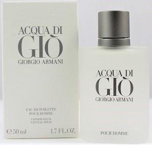 Giorgio Armani Acqua di Giò Homme Eau de Toilette 50 ml