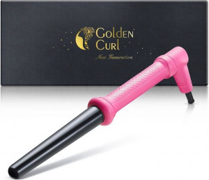 Golden Curl The Pink Curl Lockenstab 18-25 mm