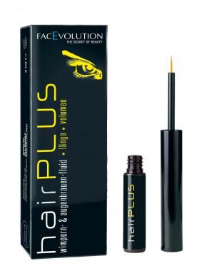 Hairplus Facevolution Classic Wimpernserum und Augenbrauenserum 2 ml