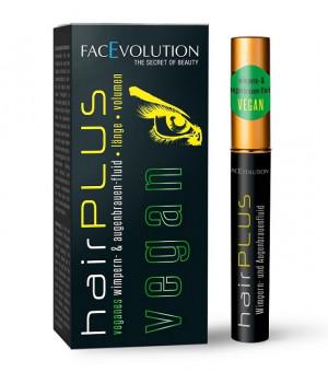 Hairplus Facevolution VEGAN Wimpernserum und Augenbrauenserum 4,5 ml