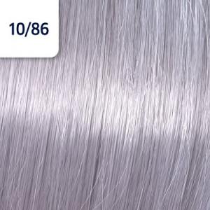 Wella Koleston Perfect ME+ 10/86 Hell Lichtblond perl violett 60 ml Rich Naturals