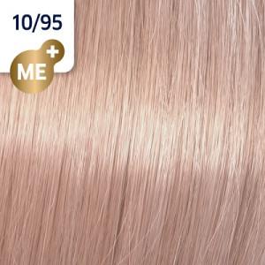 Wella Koleston Perfect ME+ 10/95 Hell Lichtblond Cendré Mahagoni 60 ml Rich Naturals