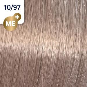 Wella Koleston Perfect ME+ 10/97 Hell Lichtblond Cendré-braun 60 ml Rich Naturals